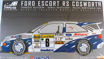 Ford Escort RS Cosworth Rallye Monte Carlo 1994 - Domino