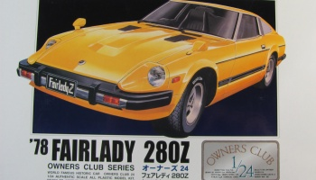 "Nissan Fairlady 280Z ""1978 Version"" - Arii"
