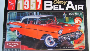 Chevy Bel Air 1957 - AMT