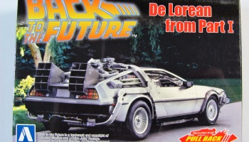 Back to the Future 1 - Aoshima