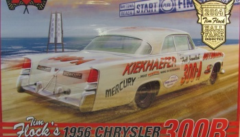 Chrysler 300B Tim Hocks 1956 - Moebius Models