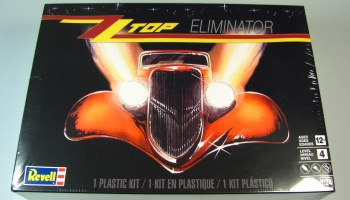 Ford ZZ Top Eliminator Coupe - Revell