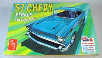 Chevy Pepper Shaker Car - AMT