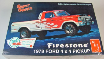 Ford 4x4 Pickup Firestone - AMT