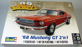 Ford Mustang GT 2in1 - Revell