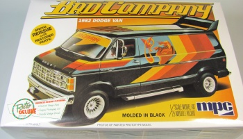 Dodge Bad Company Van - MPC