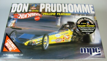 Don Prudhomme Dragster - MPC