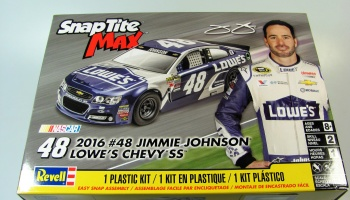 Lowes Chevy SS Jimmy Johnson - Revell