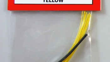 Prewired Distributor W/Boot Yellow - Gofer Racing