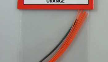 Prewired Distributor W/Boot Orange - Gofer Racing