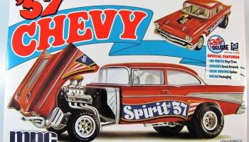 Chevy Spirit 57 - MPC