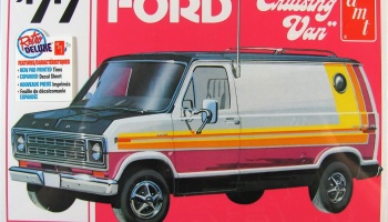 Ford Cruising van - AMT