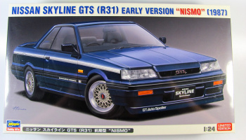 Nissan Skyline GTS R31 Early Version Nismo - Hasegawa