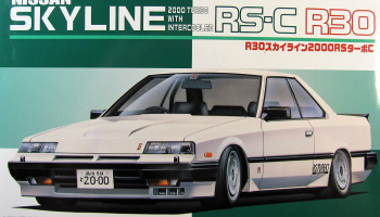 Nissan Skyline 2000RS-C Turbo - Fujimi