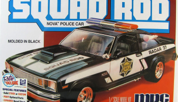 Chevrolet Nova Police Car - MPC