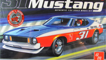 Ford Mustang - AMT