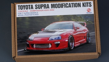 Toyota Supra Modification Kits - Hobby Design