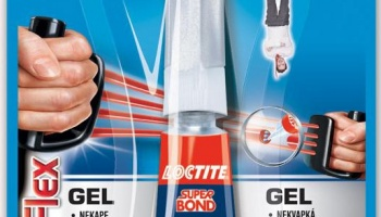Loctite Super Bond Power Flex Gel - 2 g - Loctite
