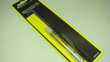 Pencil Type Screwdriver with 2 Bits - MAXX