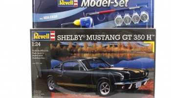 Shelby Mustang GT 350 - Revell