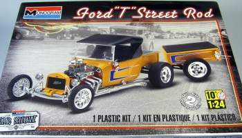 Ford T Street Rod - Monogram