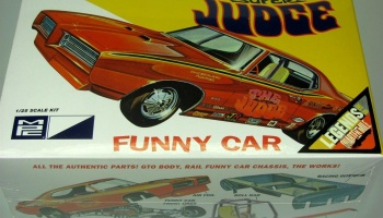 "Pontiac 1969 ""The Super Judge"" - MPC"