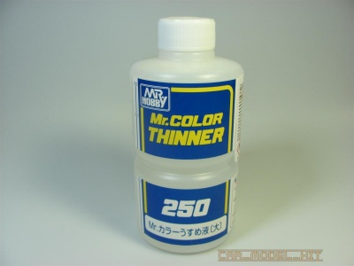 Mr.Color Thinner 250ml- Gunze