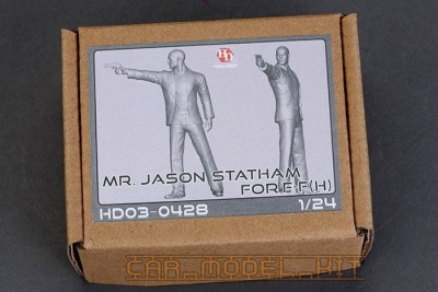 Mr. Jason Statham For F-F (H) - Hobby Design