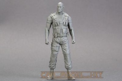 MR.ROCK JOHNSON For F-F (F) 1/18 - Hobby Design