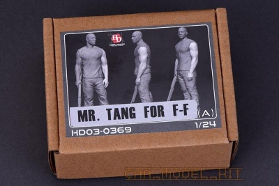 MR.TANG For F-F (A) - Hobby Design