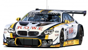 BMW M6 GT3 Winner of The 2016 24 Hours of Spa - PLATZ, 20.11.2017