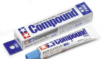 Polishing Compoud Fine – Tamiya