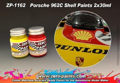 Porsche 962C - Shell Paints - Zero Paints