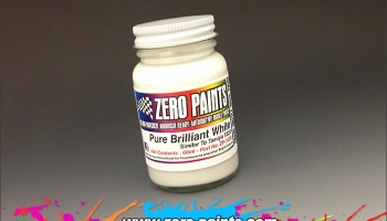 Pure Brilliant White Paint (Similar to TS26) - Zero Paints