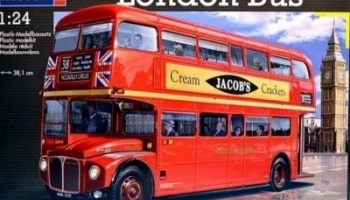 London Bus - Revell