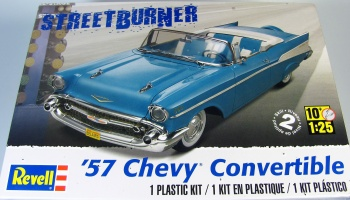 Chevy Convertible 1957 - Revell