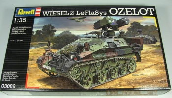 WIESEL 2 LeFlaSys - Ozelot - Revell