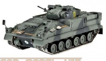 Warrior MCV – Revell