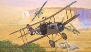 Royal Aircraft Factory S.E. 5a – Revell