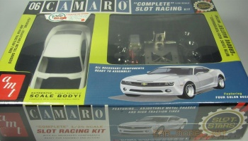 Camaro Concept 2006 Slot Car Kit - AMT