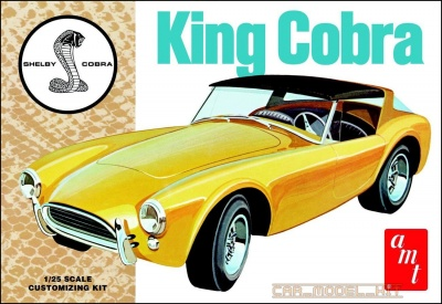 Shelby King Cobra 289 Roadster - AMT