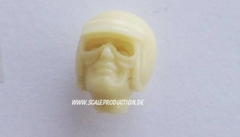 "Racecar Driver head ""Classic"" 4 - SCALE PRODUCTION"