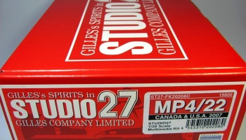 MP4/22 GP of CANADA/USA (2007) - Studio27