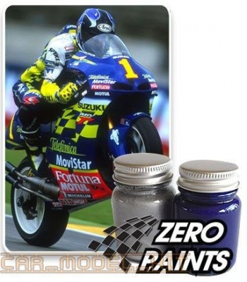 Suzuki RGV - Telefonica 2001 (2x30ml) - Zero Paints