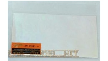 Adhesive Solar Window Film Sheets (145x90mm - 2pcs) - T2M