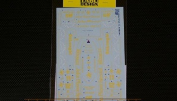 Lotus Type 98T Honda Full Sponsor - Tabu Design
