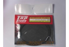 Shrink Tube (Black) 1.6 mm - Top Studio