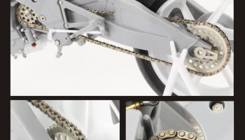 Chain Set 12: 1989 NSR500 - Top Studio