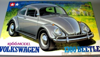 Volkswagen Beetle 1300 Model 1966 - Tamiya