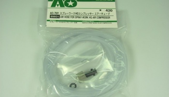 Air Hose for Spray-Work Air Comp. - Tamiya